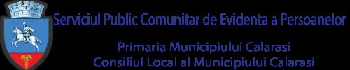 Serviciul Public Comunitar Local pentru Evidența Persoanelor Călărași
